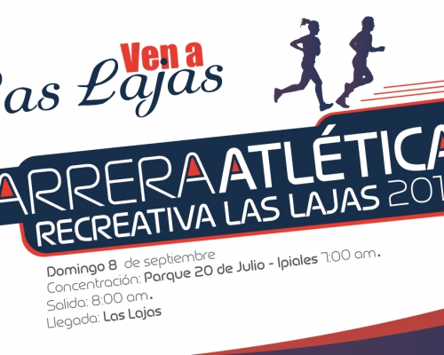 Carrera Atlética Recreativa Las Lajas 2019